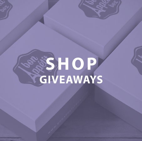 SHOP GIVEAWAYS