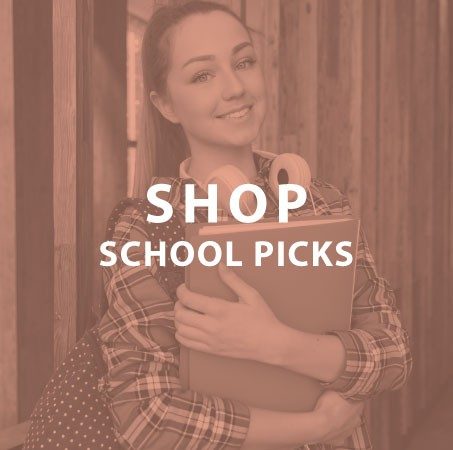 SHOP SCHOOL PICKS